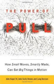 The Power of Pull – John Hagel, John Seely Brown , Lang Davison