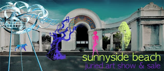 Sunnyside Beach Art Show, Sale & Sponsorship