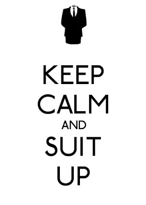 Suit Up!! Free event Aug 24 2011