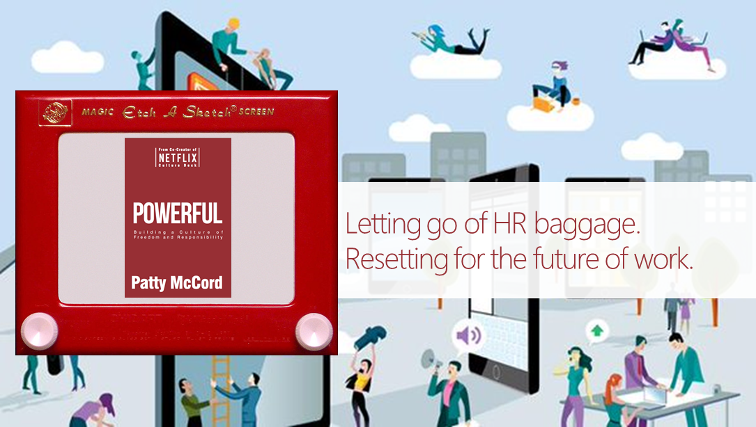 HR: A fresh start for the #futureofwork
